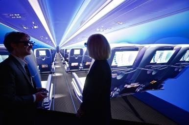 Virtual Passenger Experience