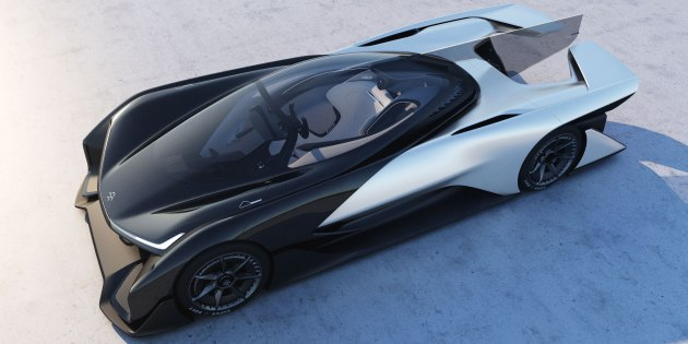 Dassault Systemse Faraday Future