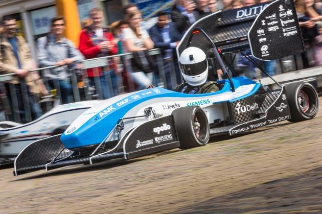 Dassault Systèmes-Formula Student Team Delft