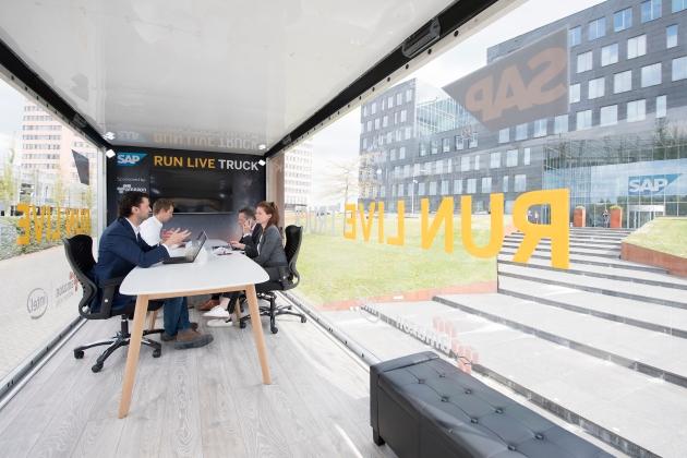SAP run live truck 09