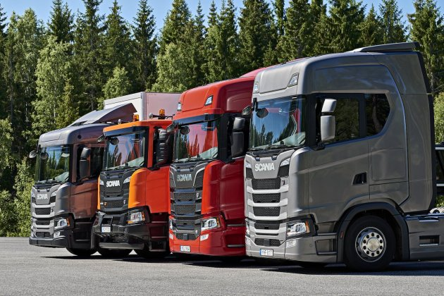 dassault systemes scania