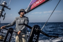 Leg 01, Alicante to Lisbon, Day 5 on board AkzoNobel. Photo by Konrad Frost/Volvo Ocean Race. 27 October, 2017