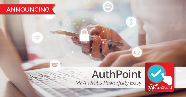 Announcing AuthPoint